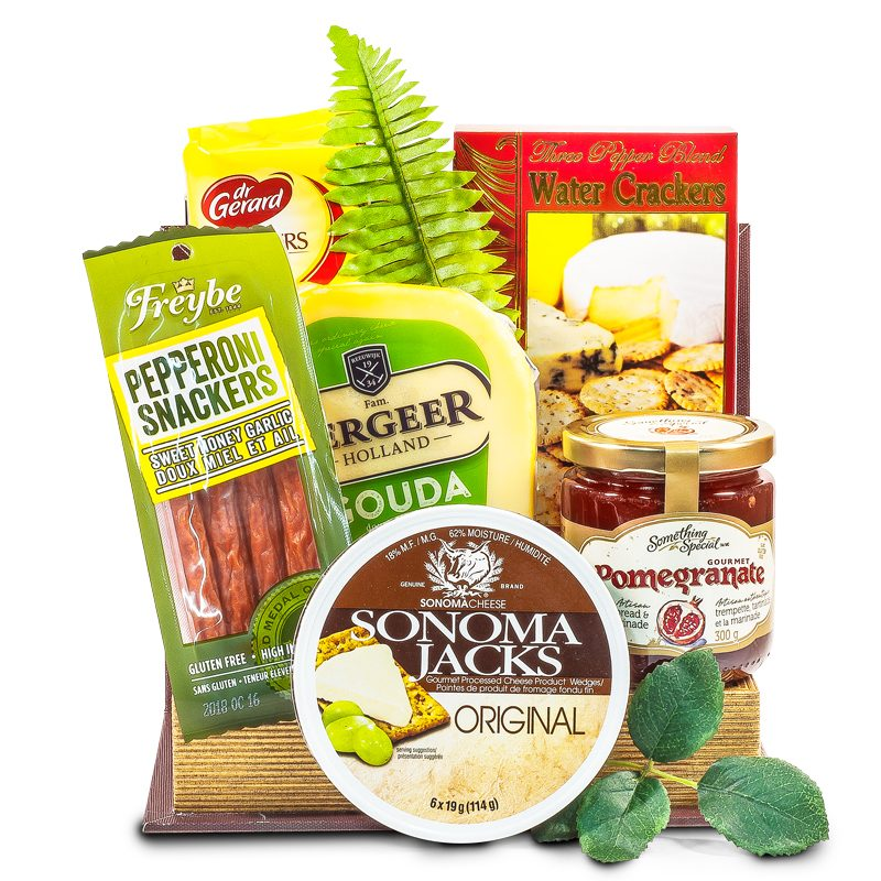 Gouda Cheese Delight Gift Box