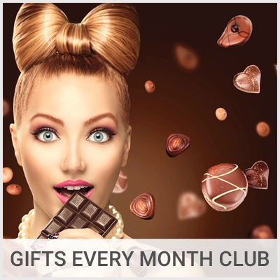 Gifts Every Month Club