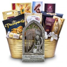Amazing Grace Sympathy Basket