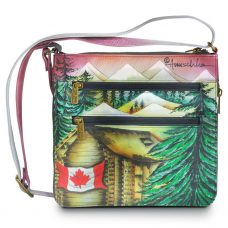 Canadian Escape Travel Cross Body