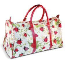 Tapestry Duffle Bag Lady Bug