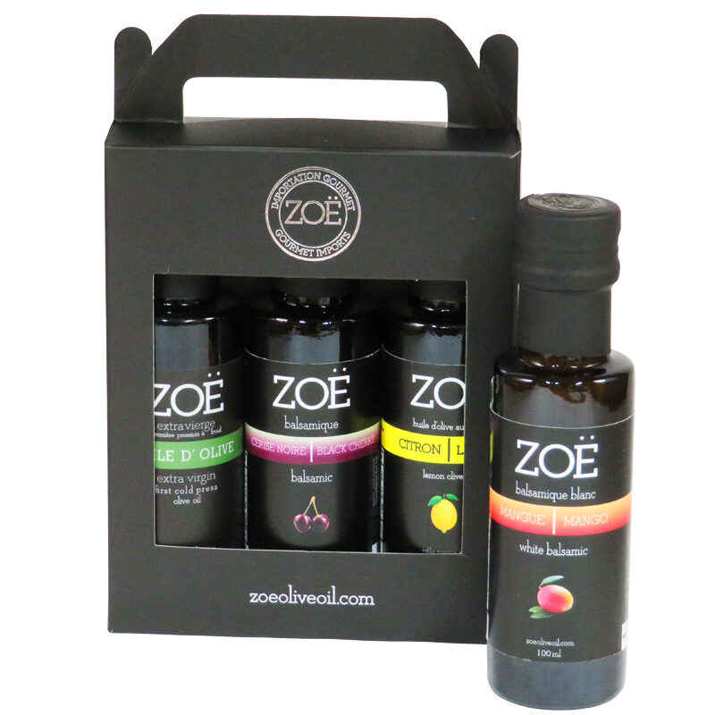 Zoë Balsamic Oils