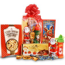Santa Claus package for children