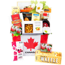 Made in Canada Gourmet Basket