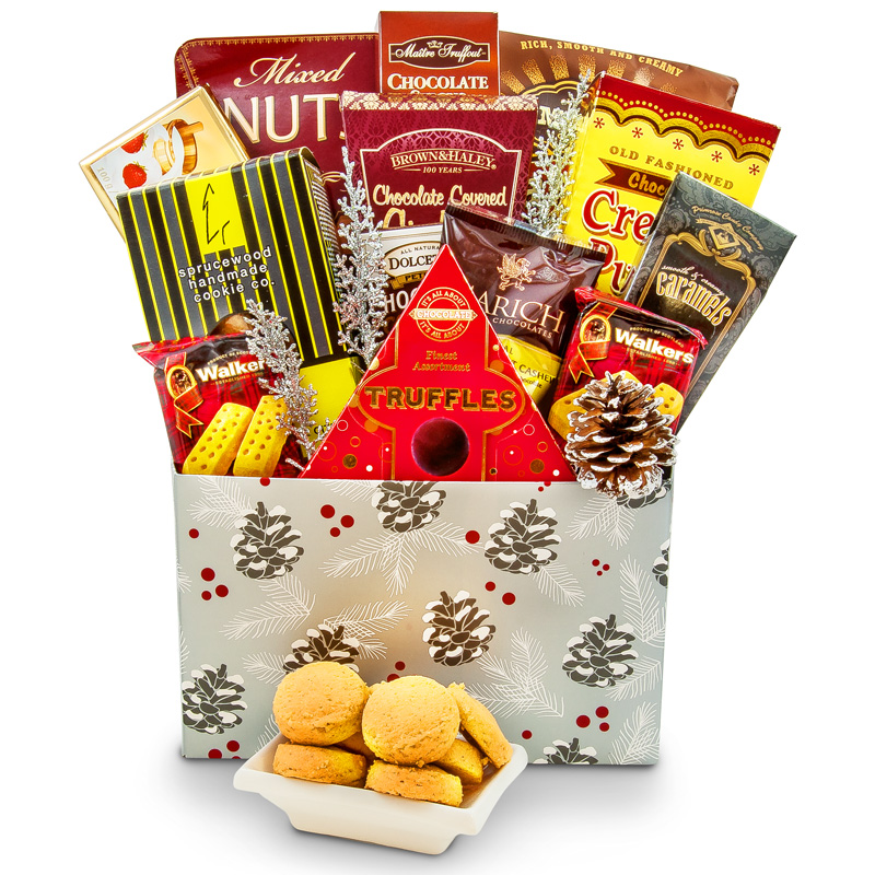 Holiday Sweet Offerings