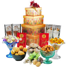 Bountiful Treats Tower