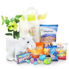 Happy Easter with Plush