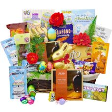 An Easter Gourmet Basket